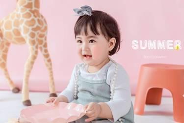 兒童攝影模特
