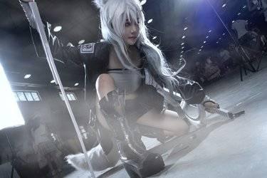 cosplay模特